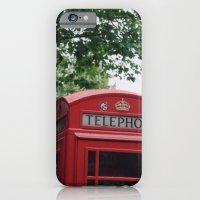 Telephone Boxes iPhone 6 Slim Case