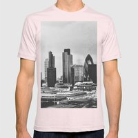Skytop Mens Fitted Tee Light Pink SMALL