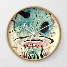 ET Explorer Wall Clock
