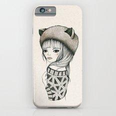 Fox Girl iPhone 6s Slim Case
