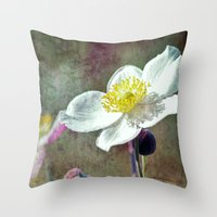 ...the Seeds That You Pl… Throw Pillow