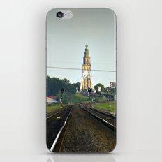 Railwaystation Martini iPhone & iPod Skin