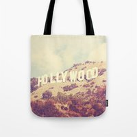 Sign. Hollywood Photogra… Tote Bag