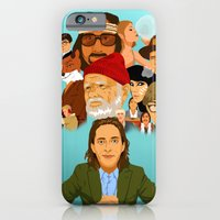 The World Of Wes Anderso… iPhone 6 Slim Case