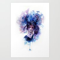 Third Eye Art Print