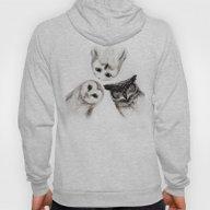 The Owl's 3 Hoody