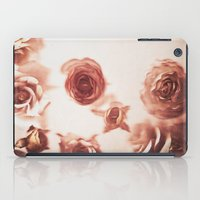 Falling Flower Variation… iPad Case