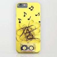 Mix Tape (ANALOG ZINE) iPhone 6 Slim Case