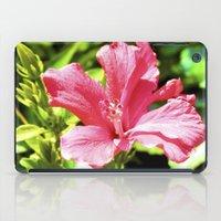 Hibiscus II iPad Case