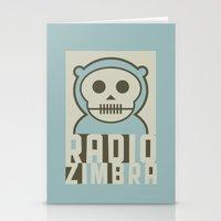 Radiozimbra 2 Stationery Cards