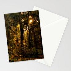 Autumn Woodland Stationery Cards