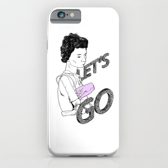 Let's Go iPhone & iPod Case