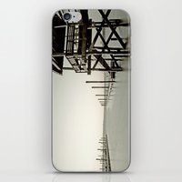 Watchtower of Serenity iPhone & iPod Skin