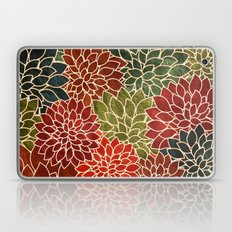 Floral Abstract 7 Laptop & iPad Skin