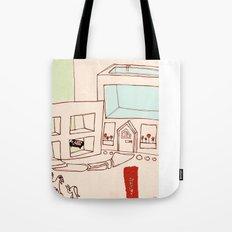 Rich People Tote Bag