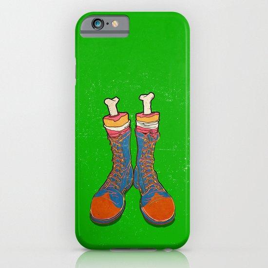 Coulrophobia (Clown Phobia) iPhone & iPod Case