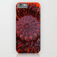 iPhone & iPod Case featuring Poppy 3 by Derek Moffat