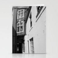 Bashful Alley Stationery Cards