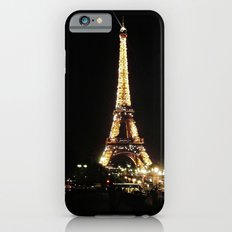Eiffel Tower at Night iPhone 6 Slim Case