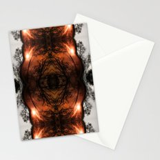 FOREST SILHOUETTE  Stationery Cards
