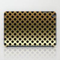 Detail - Holes In Blackb… iPad Case