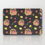 iPad Case featuring La Fleur Pattern by Haidishabrina