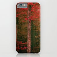 iPhone Cases featuring Autumn Fog by Olivia Joy StClaire