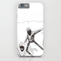Spider-Beard iPhone 6 Slim Case