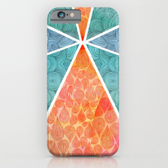 Pyramids of Giza iPhone & iPod Case