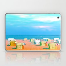 Travemünde Beachflair Laptop & iPad Skin