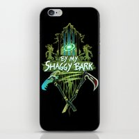 By My Shaggy Bark! iPhone & iPod Skin