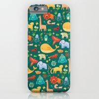 Animals iPhone 6 Slim Case