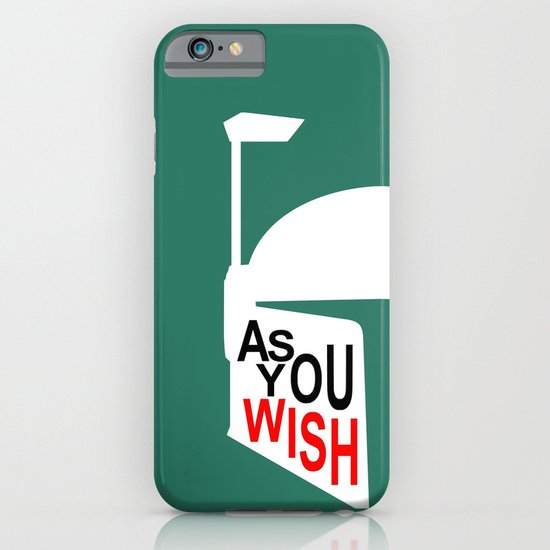 As You Wish iPhone & iPod Case