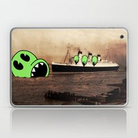 H.M.S. LUNCH. Laptop & iPad Skin
