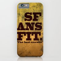 SFANSFIT... the best answer iPhone 6 Slim Case