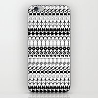 Black And White Fun iPhone & iPod Skin
