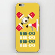 Bee-Do Bee-Do iPhone & iPod Skin