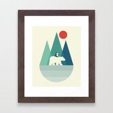 Bear You Framed Art Print