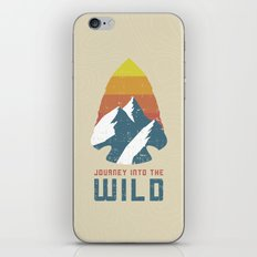 Journey Into The Wild iPhone & iPod Skin