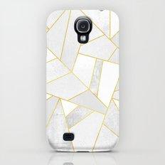 White Stone Galaxy S4 Slim Case