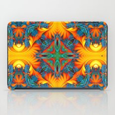 Mandala #8 iPad Case