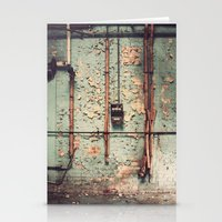 The Forgotten Wall  Stationery Cards