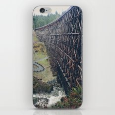 Largest Trestle in the Commonwealth iPhone & iPod Skin