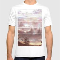 Transitions Mens Fitted Tee White SMALL