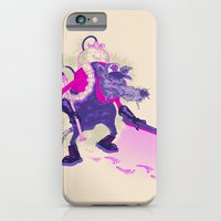 iPhone & iPod Case featuring exterMANator by antastic