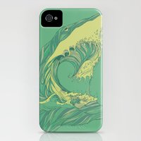 iPhone 4s & iPhone 4 Cases featuring Escape by Huebucket