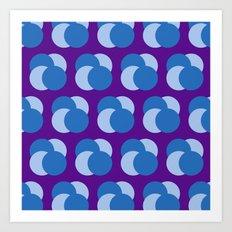 Lovely Pattern V Art Print