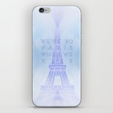 One Direction: So Paris iPhone & iPod Skin