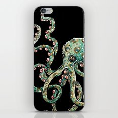 Octopodes iPhone & iPod Skin