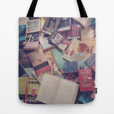 Book mania! (2) Tote Bag